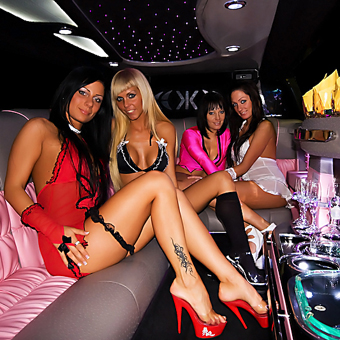 limo-stripper-service