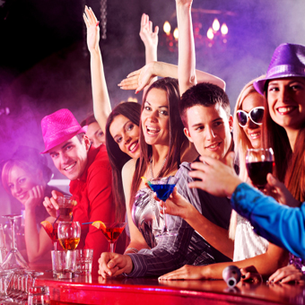 Marbella stag bars and clubs stag nights ideas for Banus group